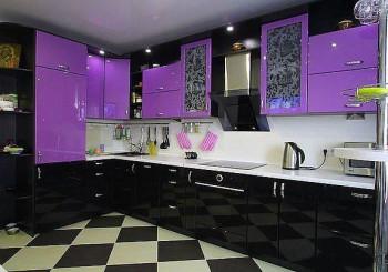 Дизайн современной кухни.
